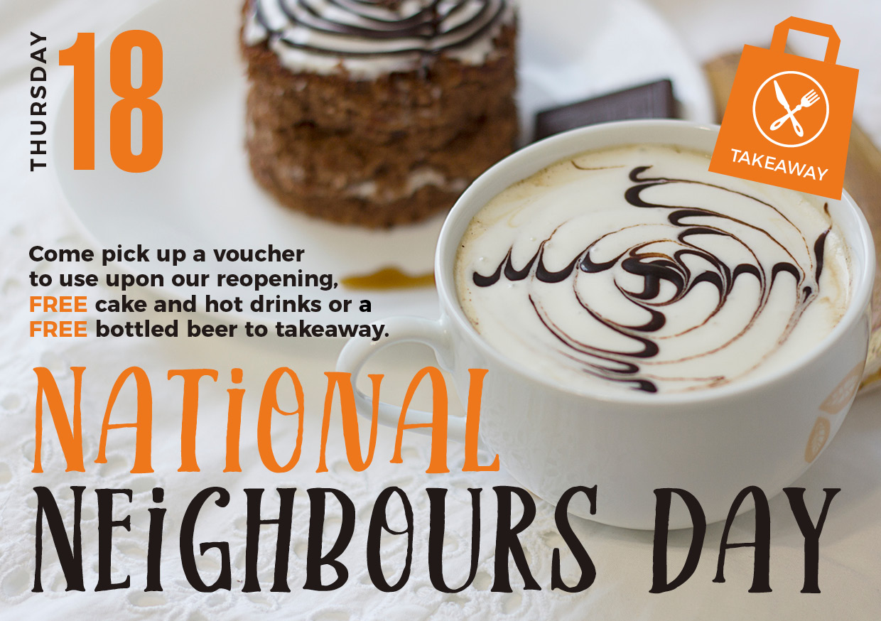 National Neighbours Day