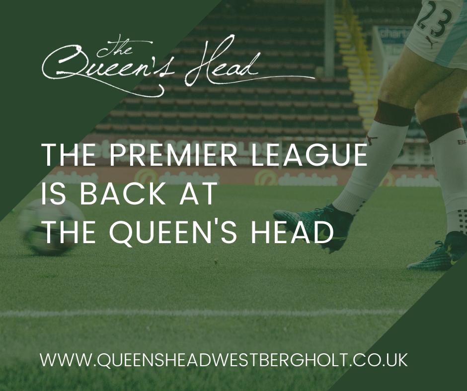 Premier League at The Queen's Head