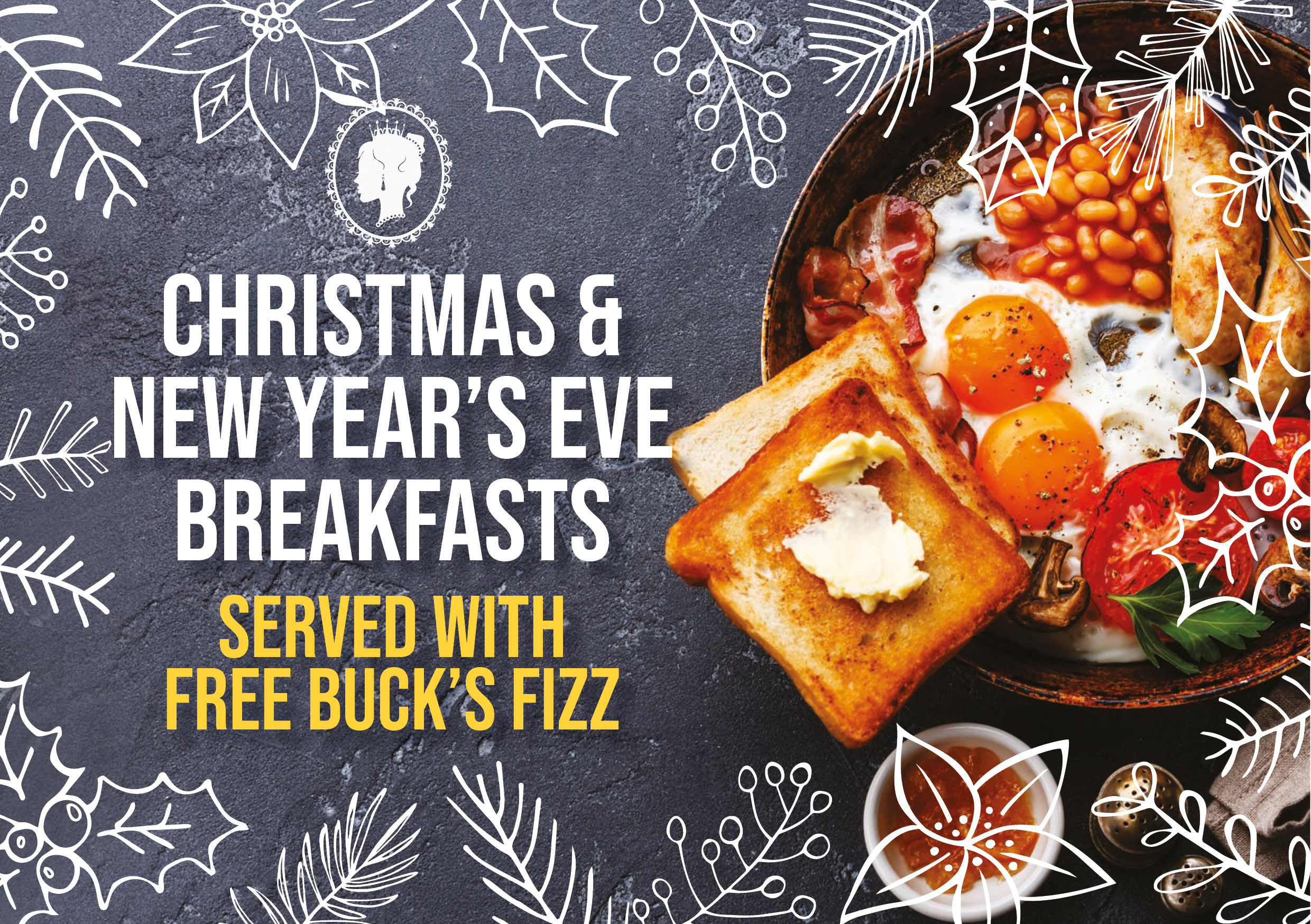 Christmas Eve & New Year's Eve Breakfasts