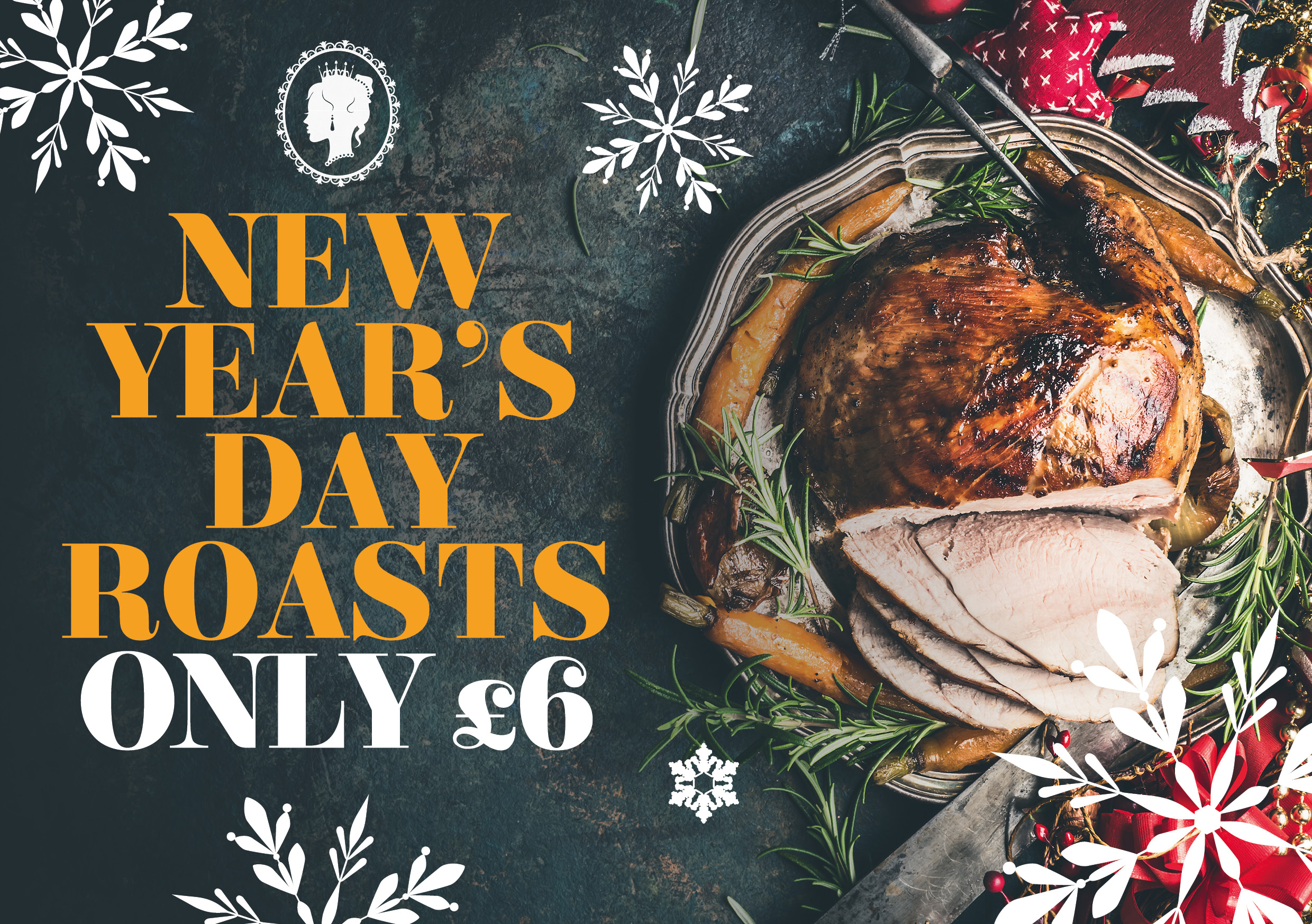 New Year's Day Roasts